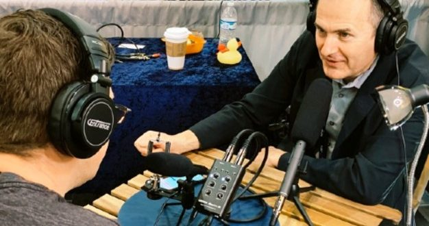 stand interview podcast series - 620×330