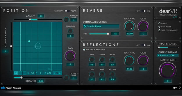 Dear Reality releases two new immersive 3D audio plugins