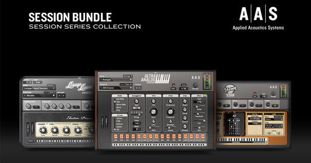 Focusrite pairs with AAS to offer free plugin Session Bundle – Audio
