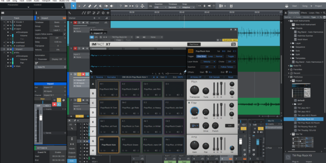 Review: Presonus Studio One V4 – Audio Media International