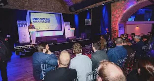 PSNEurope reveals Pro Sound Awards 2018 shortlist – Audio