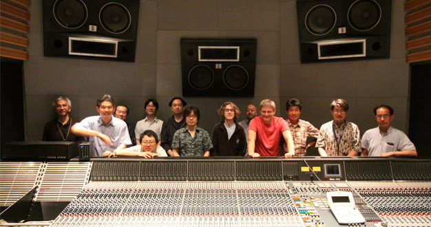 Neve 88RS installed at Sony Music Japan – Audio Media International