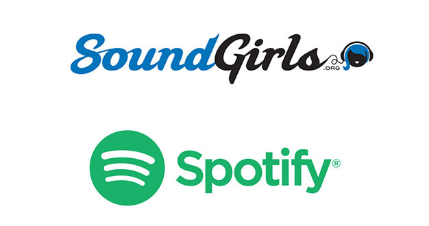 SoundGirls partners with Spotify on global database for