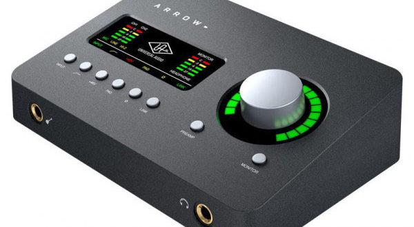 Review: Universal Audio Arrow – Audio Media International