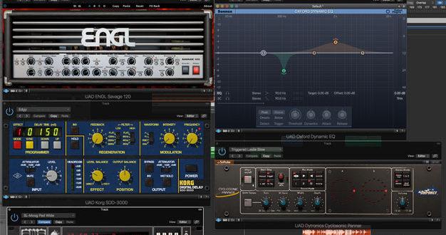 Review: Universal Audio plugins – Audio Media International