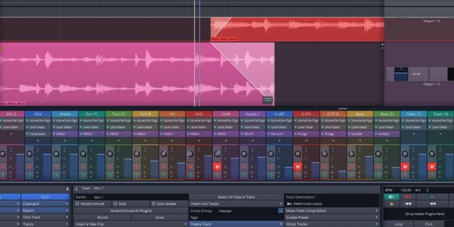 Review: Tracktion Waveform – Audio Media International