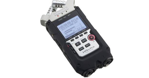 Review: Zoom H4nPro – Audio Media International